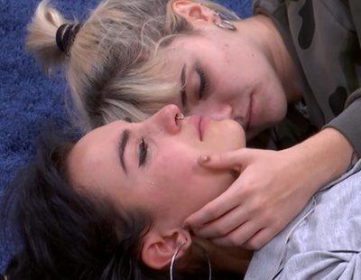 Alba Reche y Natalia protagonizan el momento más emotivo de 'OT 2018'