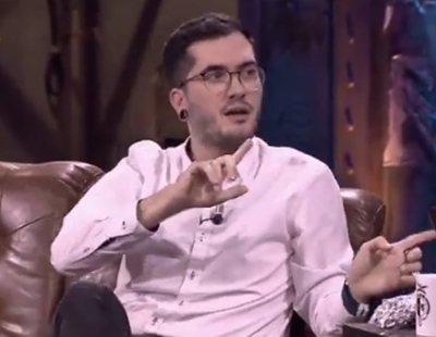 Wismichu se disculpa con Broncano tras su desastrosa visita a La resistencia