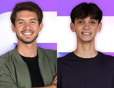Carlos y Dave, nominados en la Gala 4 de 'OT 2018'