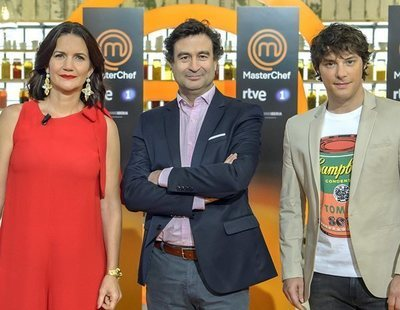 Samantha Vallejo-Nágera, Pepe Rodríguez y Jordi Cruz, nuevos presentadores de 'MasterChef'