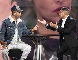 'Sálvame': Jorge Javier Vázquez responde a las críticas de los seguidores de Omar Montes
