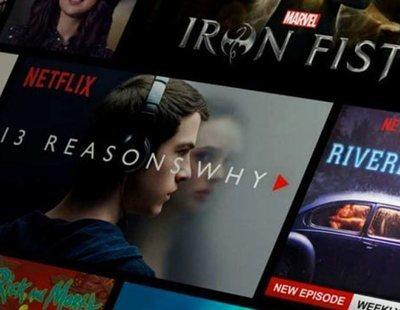 Netflix critica la cuota que le obliga a ofrecer un 30% de producciones europeas