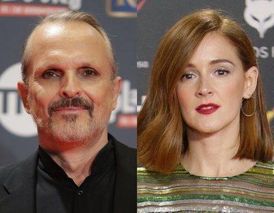 Miguel Bosé y Ana Polvorosa, jurado español del 'MasterChef' de Netflix