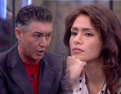 """Tenso enfrentamiento entre Ángel Garó y Miriam Saavedra en 'GHVIP': """"Estás esquizofrénica"""""""