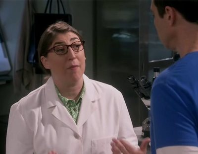 Sheldon sabotea la investigación de Amy en el 12x05 de 'The Big Bang Theory'