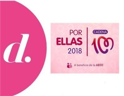 """Divinity emite el concierto """"Por Ellas 2018"""" de Cadena 100 este sábado 20 en directo"""