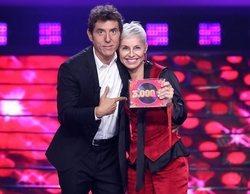 'Tu cara me suena 7': Soraya gana la Gala 4 con su imitación de Annie Lennox