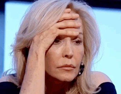 """Carmen Lomana y su peor momento en 'MasterChef': """"No soy de llorar, pero no pude evitarlo"""""""