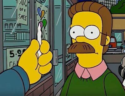 'Los Simpson' predijeron hace 13 años la legalización de la marihuana en Canadá