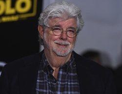 "'The Mandalorian': George Lucas protagoniza una visita sorpresa al set de la serie de ""Star Wars"""