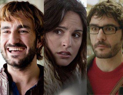 Miki Esparbé, Verónica Echegui y Juanra Bonet protagonizan 'Gente hablando'