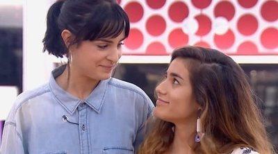 'OT 2018': Julia y Natalia dejan asombrados a los profesores en el primer pase de micros de la Gala 5