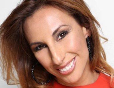 Miryam Benedited también fue imitada en la Gala 4 de 'TCMS' como bailarina de Samantha Fox