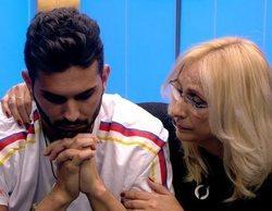 """Suso, al borde del abandono en 'GH VIP 6' tras el ultimátum de su madre: """"No sé si mereces seguir aquí"""""""