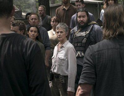 Desvelado el motivo de la desaparición de los Salvadores en el 9x03 de 'The Walking Dead'