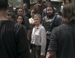 'The Walking Dead': Desvelado el motivo de la desaparición de algunos de los Salvadores en el 9x03