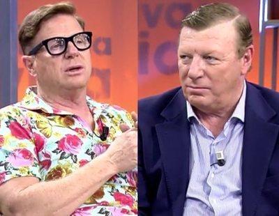 "Los Morancos en 'Viva la vida': ""Nos encanta Toñi Moreno por la tarde"""
