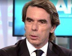 """José María Aznar en 'El programa de Ana Rosa': """"Ha habido un golpe de Estado que no ha sido desarticulado"""""""