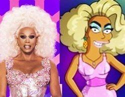 'Los Simpson': La drag queen RuPaul tendrá un personaje durante la trigésima temporada
