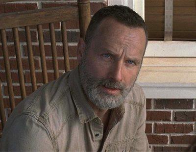'The Walking Dead' anuncia cuándo será el último episodio de Andrew Lincoln