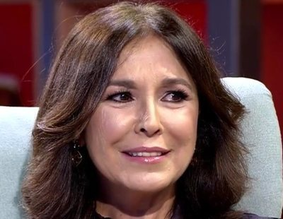 Isabel Gemio sorprende y presenta su primer libro autobiográfico en 'Viva la vida'