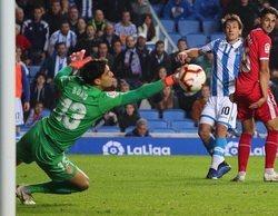 El partido de Liga Real Sociedad-Girona (3,9%) coloca a Gol como lo más visto frente al usual reinado de Neox