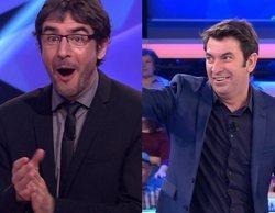 Juanra Bonet presentará 'La ruleta de la suerte' y Arturo Valls dará el cambio a '¡Boom!'
