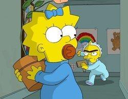 'Los Simpson' (6%) lideran en un día dominado por Neox y Nova