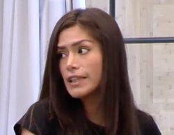 """La gran pelea entre Aurah Ruiz y Miriam Saavedra en 'GH VIP 6': """"Tienes una lipo y la nariz muy mal operada"""""""