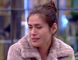 """Miriam Saavedra se derrumba con Verdeliss en 'GH VIP 6': """"Aquí el cabecilla es Carlos Lozano"""""""
