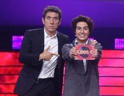 'Tu cara me suena 7': María Villalón gana la Gala 5 con su imitación de Antonio Molina