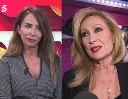 """María Patiño, molesta con Rosa Benito: """"Está en su derecho de no colaborar, pero debe respetarnos"""""""