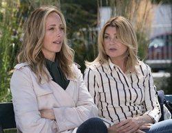 'Anatomía de Grey': Meredith consigue encontrar a Teddy en el 15x05