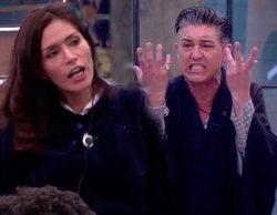 """Ángel Garó monta en cólera con Miriam Saavedra en 'GH VIP': """"Vete a Perú, mamarracha"""""""