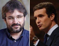 """Jordi Évole en 'Liarla Pardo': """"Pablo Casado debe tener como guionista al letrista de Maluma"""""""