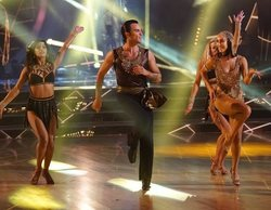 'Dancing with the Stars' sube intimidando a 'The Voice', que cae en la lucha de talents