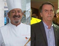 """Karlos Arguiñano estalla contra la elección de Bolsonaro: """"Fenómeno tiene que ser"""""""