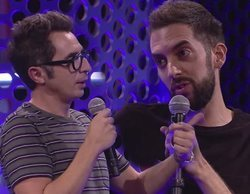 """David Broncano a Berto Romero en 'Roast Battle': """"Te huele la boca a lo que le huele el coño a Silvia Abril"""""""