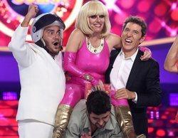 'Tu cara me suena 7': Anabel Alonso gana la Gala 6 gracias a su imitación de Raffaella Carrà