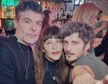 El reparto de 'La que se avecina' vive un emotivo reencuentro en el cumpleaños de Cristina Castaño