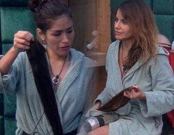 'GH VIP 6': Miriam Saavedra y Mónica Hoyos protagonizan un primer acercamiento