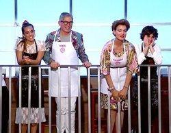 'MasterChef Celebrity 3' selecciona a sus cinco semifinalistas: Mario, Boris, Antonia, Ona y Paz