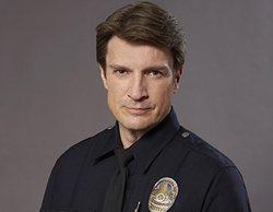 'The Rookie': ABC otorga una temporada completa al drama policial encabezado por Nathan Fillion ('Castle')