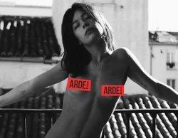 Paco León desnuda al elenco de 'Arde Madrid' y a los seguidores en Instagram con motivo de su estreno