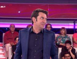 Un concursante de '¡Ahora Caigo!' asegura que quemaría el dinero si ganase y Arturo Valls alucina