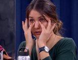'OT 2018': Sabela rompe a llorar tras una conversación con Manu Guix sobre su futuro fuera de la Academia