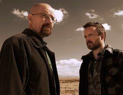 Vince Gilligan trabaja en una película de 'Breaking Bad'