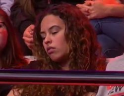 """Una chica del público se queda dormida en ¡Ahora Caigo!': """"Porque llevas el chicle que si no..."""""""