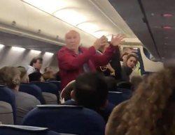 Expulsan a una pareja de ancianos de un avión por no saber inglés