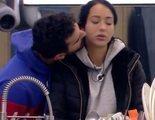 'GH VIP 6': Suso y Aurah protagonizan un apasionado edredoning tras su ruptura